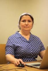 Patimat Talibova